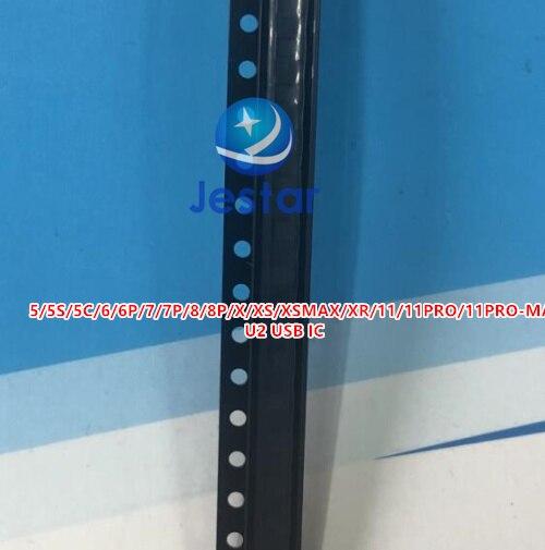 U2 USB tristar ic 1608A1 1610A1 1610A2 1610A3 610A3B 1612A1 1614A1 для iPhone 5 5S 6/6P/7 7P 8/8P/X XS/XSMAX/XR 11 12 PRO MAX