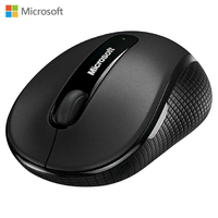 Microsoft 4000 Draagbare a Bluetooth 4 0 Blueshin Technologie portátil de escritorio interfaz USB 2 4 Ghz 1000 DPI Stille Draadloze