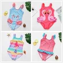 1 1010y da criança do bebê meninas maiô de uma peça crianças roupa de banho meninas roupas de natação de alta qualidade crianças beach wear-9021mix