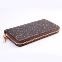 Men Wallets Classic Long Style Card Holder Male Purse High Quality Zipper Large Capacity Wallet For Men New Student Wallet 2019