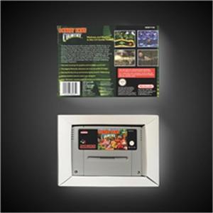 Image 2 - חמור המדינה קונג EUR גרסה RPG משחק כרטיס סוללה לחסוך עם תיבה הקמעונאי