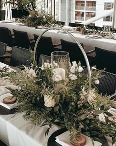 10 шт./лот, новый дизайн, свадебный стол, арка, центральная часть для свадеб, вечерние украшения для свадеб