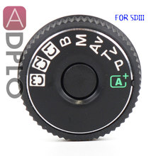 5D3 Top cover button mode dial For Canon 5D3 5D Mark III Camera Replacement Unit Repair Part