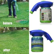 Gardening Seed Sprinkler Lawn Hydro Mousse Household Drop Seed Liquid Device Hydro Garden Ship Spray Care Seeding System La F7R8