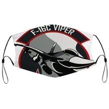 Пылезащитная маска с фильтром для мужчин и женщин F 16 Viper Aggressor t