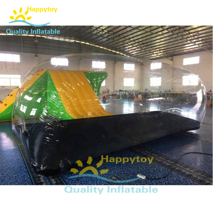 Cheap Indoor garage custom size air-tight advertising inflatable carport garage tent storage bubble capsule for sale