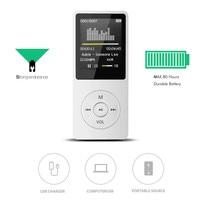 Mode Tragbare MP3 MP4 Player LCD Screen FM Radio Video Games Film Unterstützung USB 2,0 high-speed-übertragung