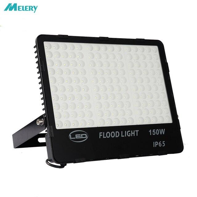 Projecteur ultra lumineux, imperméable conforme à la norme IP65, éclairage dextérieur à large faisceau, lumière de sécurité de paysage, idéal pour la cour, le jardin ou une aire de jeux, 10 LED W, 110lm/W
