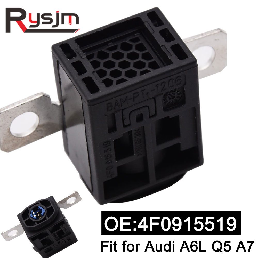 1 Pc Auto Car Battery Cut Off Fuse Overload Protection Trip For Audi A6L Q5 A7 4F0915519 High Quality voltage stabilizer
