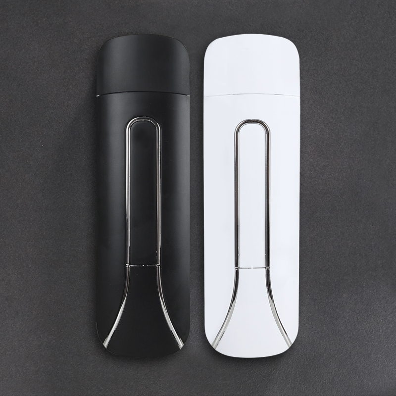 Bathroom Liquid Soap Dispenser Wall Mounted For Kitchen Plastic 350ml Shower Gel Detergent Shampoo Bottle Hotel Home Accessories image