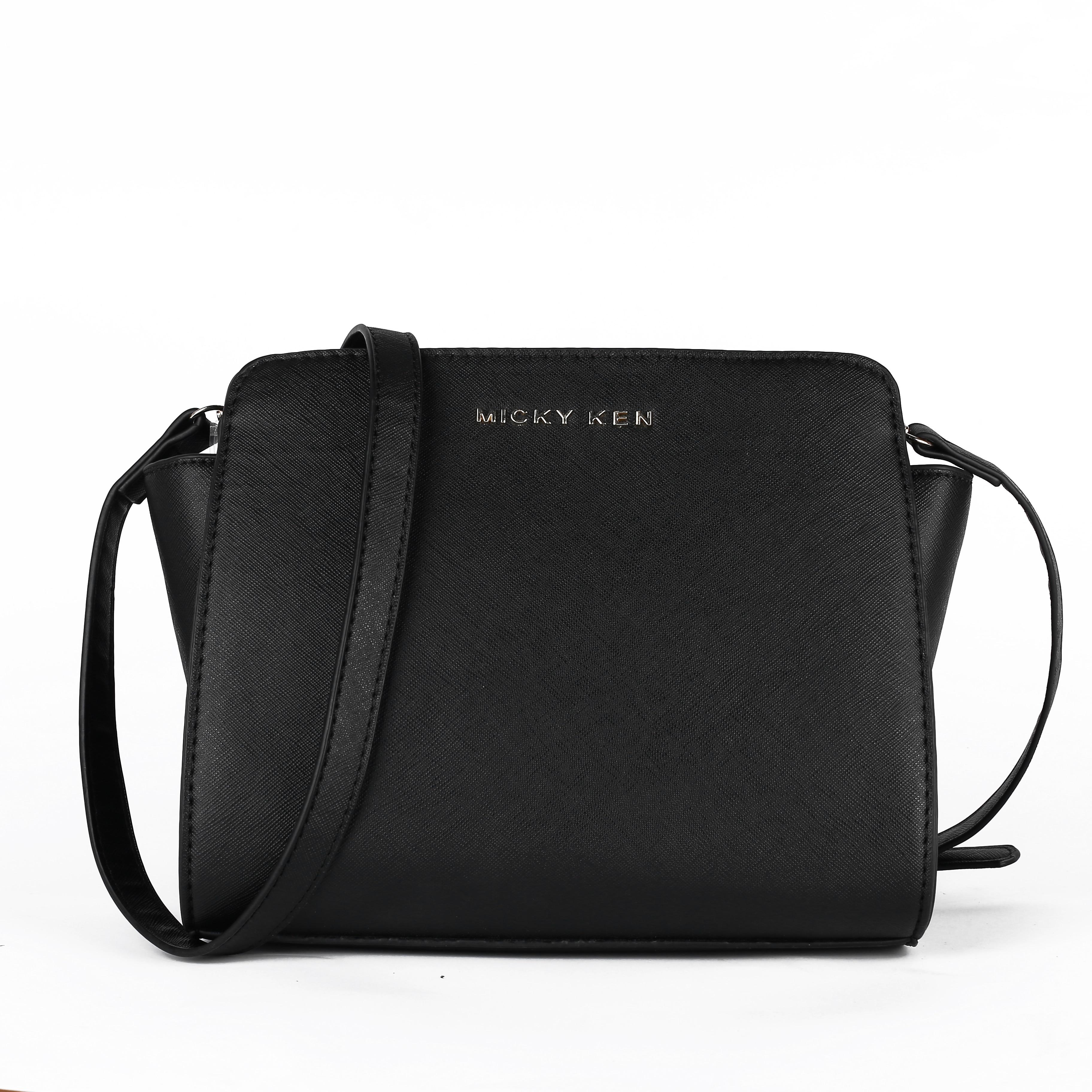 2019 Elegant PU Leather Shoulder Bag Women Designer Luxury Handbags Women Bags Messenger Crossbody Woman Zipper Messenger Bag