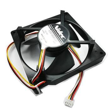 New Original Nidec U12E12BS8F3-57 J231 DC12V 0.06A for refrigerator cooling fan hzdo