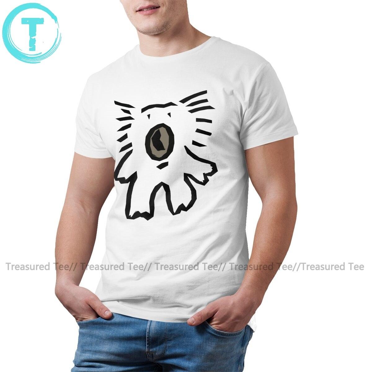 T camisa do urso do koala do koala camisa clássica do t do tamanho grande impressa impressionante algodão dos homens mangas curtas tshirt