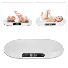 Multi-Function Digital Baby Scale Measure Infant / Baby / Pet Weight Accurately