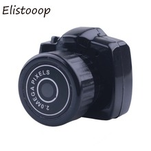 Mini kamera kamera HD 1080P mikro kamera DVR przenośny Y2000 Webcam Recorder kamera do niania elektroniczna Baby Monitor DVR kamera wideo