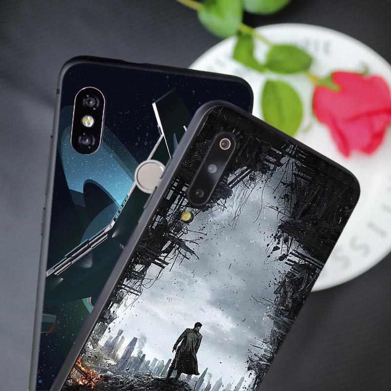 Star Trek for xiaomi  mi 9 9 pro 9t 9 se 9t pro mi 8 pocophone f1 a3 mix 3 mi note 10 10 pro Soft Silicone Phone Case