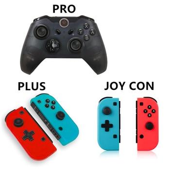 Bluetooth inalámbrico Pro interruptor alegría de controladores L/R Compatible Con la consola Nintendo Switch alegría Con controlador Joystick-2PCS