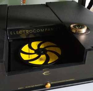 Image 4 - CDMAT CD Companion Carbon Fiber Disc Tuning Pad for CD Disc HIFI Audio Free Shipping