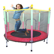 55 дюймовый сетчатый батут Детский защитный забор прыгающая