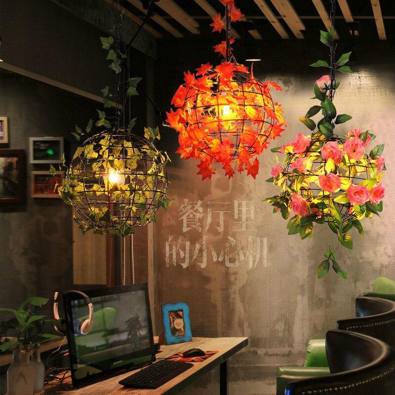 Hanglamp Pendant Lights Iron   Living Room