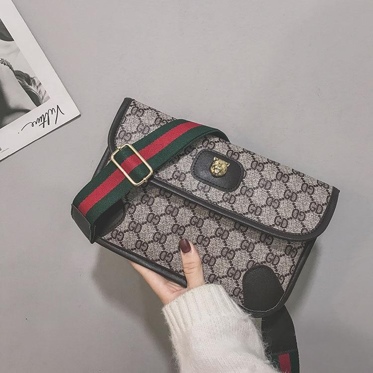 Purse Flap Crossbody-Bag Square Small Designer Fashion Women's Luxury Brand Phone-Coin
