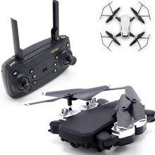 Rc Helicopters Drone HJ28 With Camera 1080 HD APP WIFI Connect Quadcopter Foldab