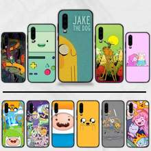 Adventure time Beemo BMO Jake Finn Lumpy Telefon Fall Für Huawei P9 P10 P20 P30 Pro Lite smart Mate 10 lite 20 Y5 Y6 Y7 2018 2019(China)