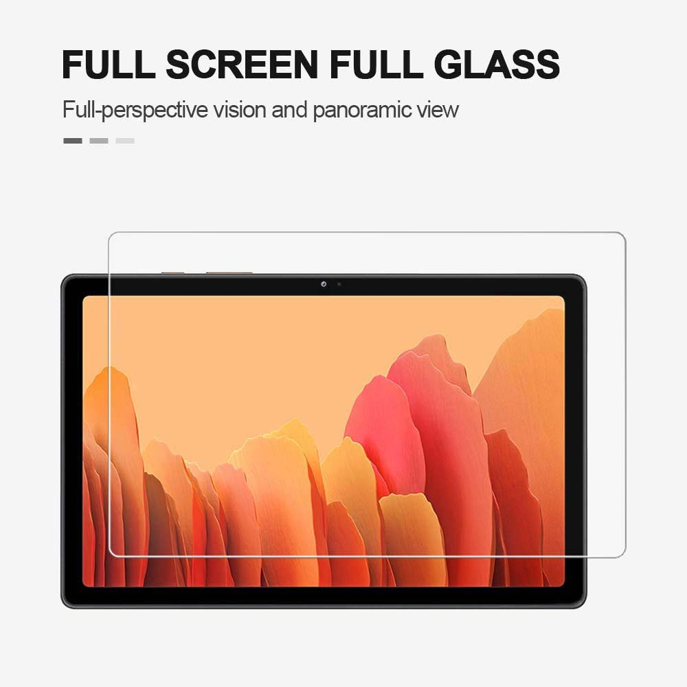 For Samsung Galaxy Tab A7 2020 T500 T505 10.4 inch- 9H Premium Tablet Tempered Glass Screen Protector Guard Cover
