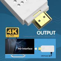 Nuovo 2021 Retro Game Stick con Controller Wireless 2.4G 4K Classic Motion Sensing Console di gioco videogioco costruito nel gioco Nes 800