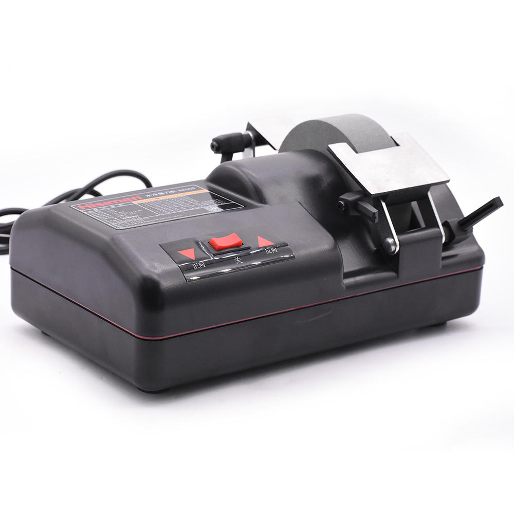 Knife Sharpener Electric Two way Sharpening 5Inch Electric Sharpener Water Cooled Grinder Knife Grinding Multifunction120W 220V in Sharpeners from Home Garden