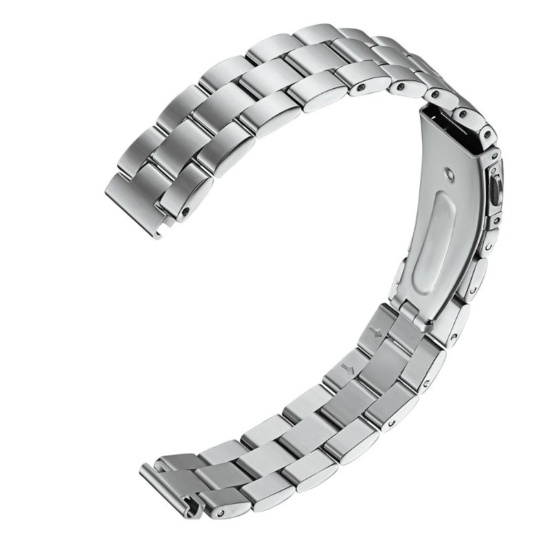 Smart Watch Band Wrist Band Fashion Metal Stainless Steel Replacement Strap Band for Huawei Honor Band 4 Standard Version Smart in Smart Accessories from Consumer Electronics
