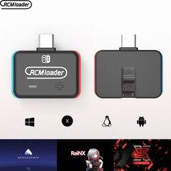 10 stücke Upgrade Bluetooth Nutzlast Injektor Sender Unterstützung für Nintend o Schalter für PC Host Verwenden, RCM Loader EINEM Injektor