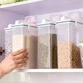 Новый ящик для хранения зерновых  чехол для домашней кухни  контейнер для рисовой муки  измеритель  защита от насекомых