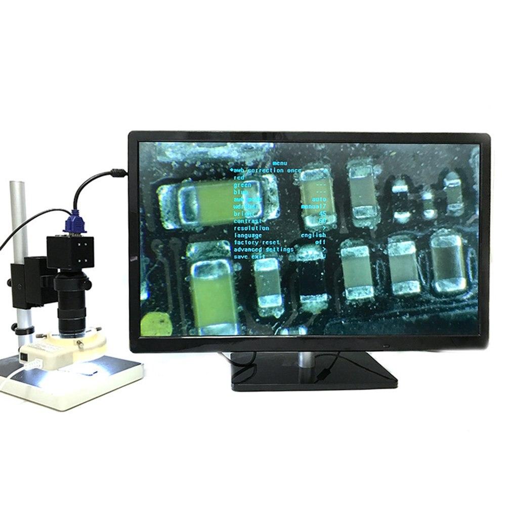 HD1080P 2 Million Pixels Digital Industrial Video C-mount Microscope Camera 100-240V HDMI Industrial Microscope Camera