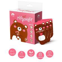 30 шт 9,5*18 см одноразовые портативные детские пакеты для хранения сухого молока герметичные двухрядные застежки-молнии герметичные легко дозирующие