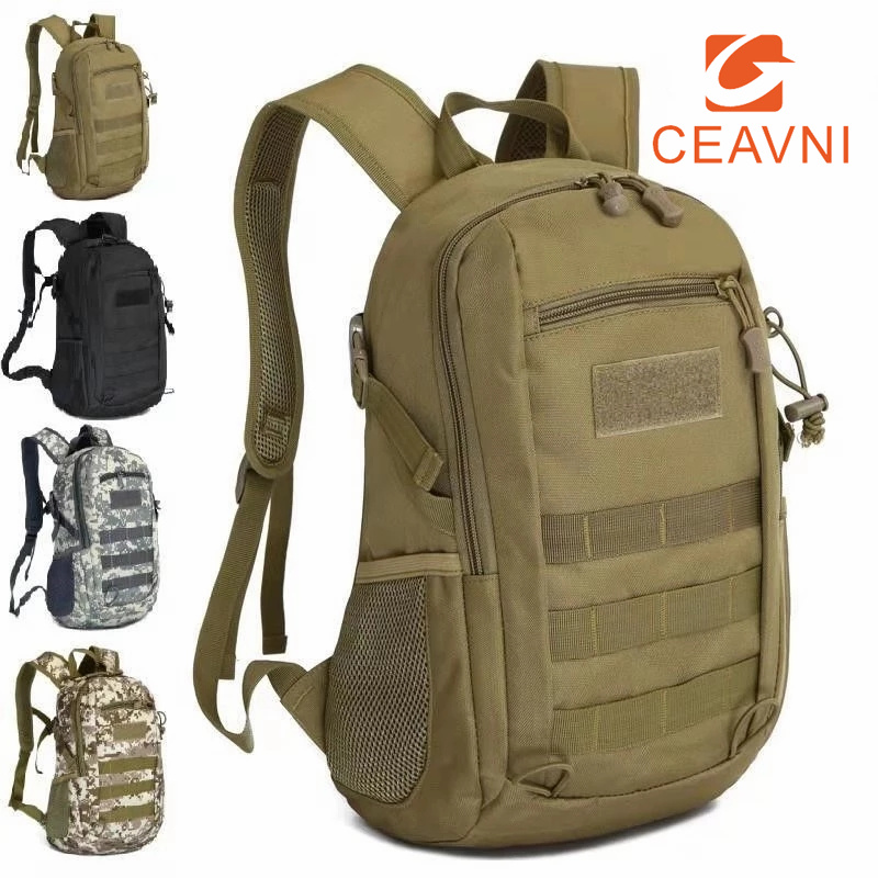 Outdoor Tactical Backpack Military Rucksacks Men 15L 20L Waterproof Sport Travel Backpacks Camping Mochila Fishing Hunting Bags