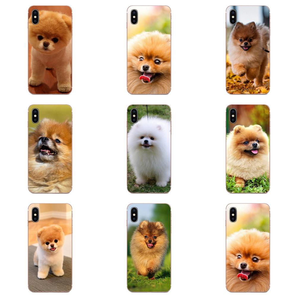 For <font><b>Galaxy</b></font> Grand <font><b>A3</b></font> A5 A7 A8 A9 A9S On5 On7 Plus Pro Star 2015 2016 <font><b>2017</b></font> 2018 Cover Pomeranian <font><b>Dog</b></font> <font><b>Dogs</b></font> image