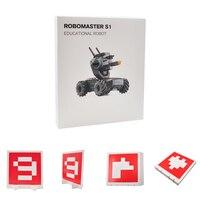 RoboMaster S1 Dedicado Cartão de identificação visual Conjunto Para DJI RoboMaster S1 Acessórios de Tiro Ao Alvo
