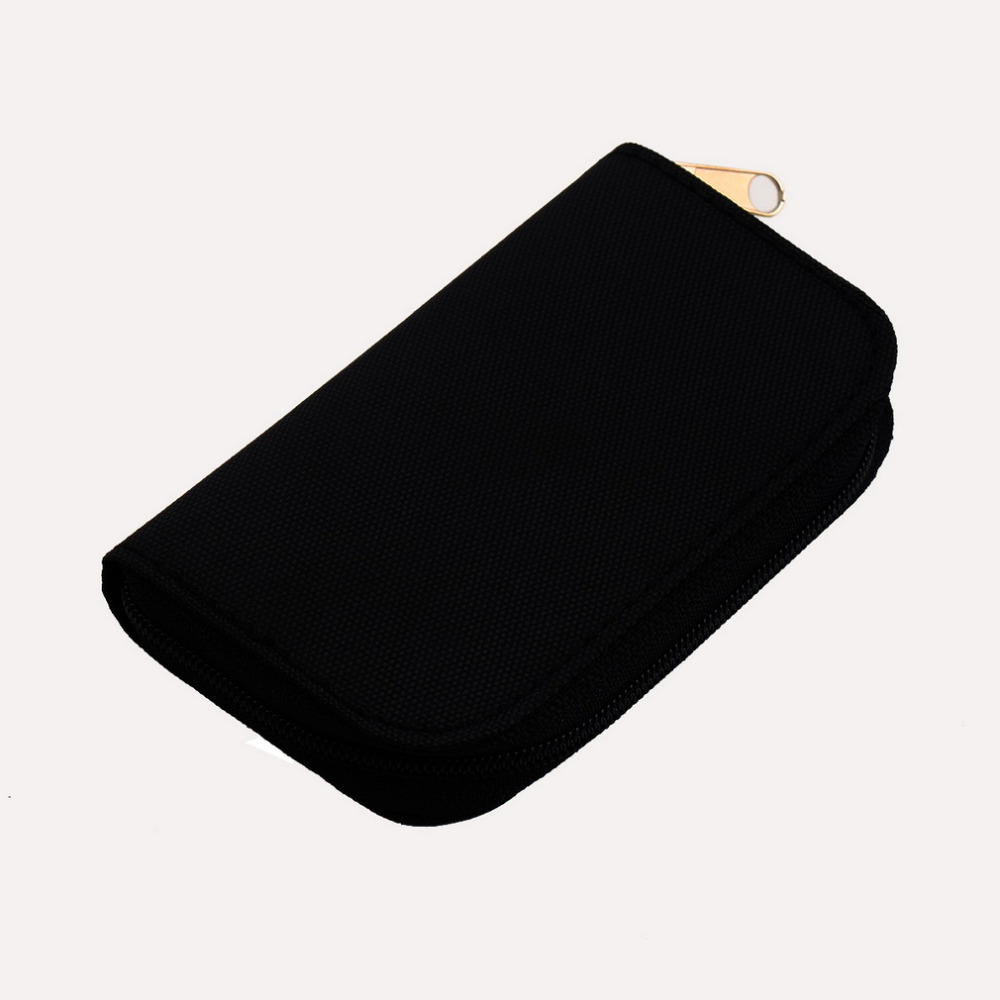 SD SDHC MMC CF For Micro SD Memory Card Storage Carrying Pouch bag Box Case Holder Protector Wallet Wholesale Store 4