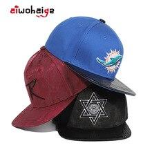 2021 New Embroidered Baseball Cap Men's Women's Cap Summer Outdoor Sun Hat Adult Flat Peak Cool Hip Hop Tide Cap Adjustable
