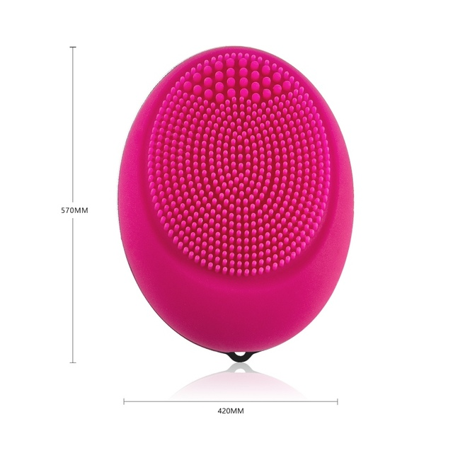 Emporiaz USB Facial Cleansing Brush Sonic Vibration Cleansers