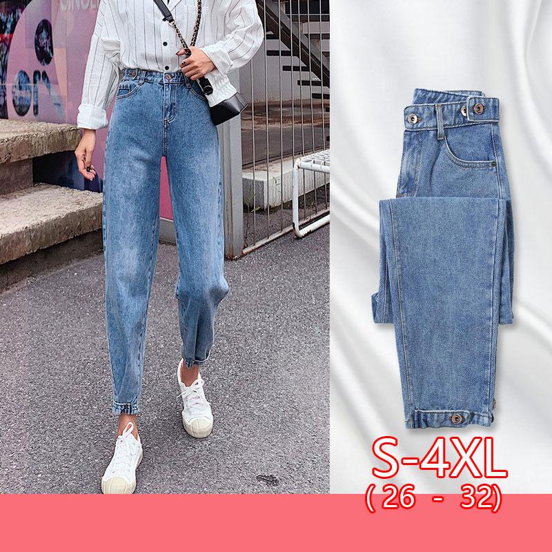 Winter Warm Jeans Woman 2020 High Waist Casual Velvet Ladies Trousers Female Pantalon Denim Jeans For Women Pants Plus Size