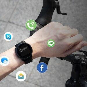 Image 4 - UMIDIGI Uwatch2 سوار ساعة ذكية 1.3 بوصة متوافق مع نظام التشغيل Andriod IOS الإصدار العالمي مقياس المرور للياقة البدنية ومتتبع للنوم لمدة 25 يومًا وقت الانتظار reloj