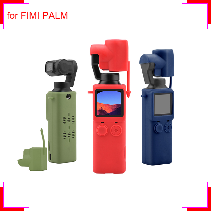 Protective Cover For FIMI PALM Handheld Gimbal Camera Shockproof Case Protector For Pocket Camera FIMI PALM Accessories
