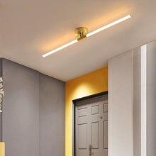Светодиодный акриловый потолочный светильник lodooo современные