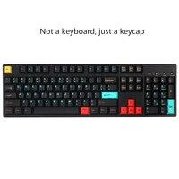 Sskyee 126 chave mecânica keycap altura original 87 104 posição chave design personalizado sublimação bpt keycap (não teclado)