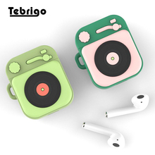 Cute Cartoon Bluetooth Earphone Silicone Case For Apple AirPods Charging Headphone Cover Airpod 3D Protective Cases