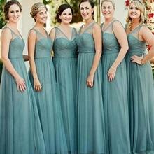New elegant bridesmaid dresses Long 2019 Formal Wedding Part