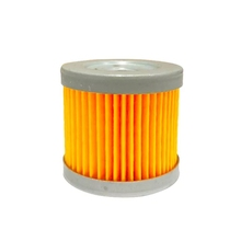 Motorcycle Engine Oil Filter Aftermarket Spare Parts For Haojue Suzuki HJ125K GN125 EN125 GS125 HJ GN EN 125 125cc цена 2017