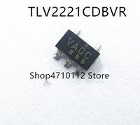 10 TEILE/LOS NEUE TLV2221CDBVR TLV2221CDBVT TLV2221CDBV TLV2221 KENNZEICHNUNG VADC SOT23 5 IC-in Batteriezubehörteile und Ladezubehör aus Verbraucherelektronik bei